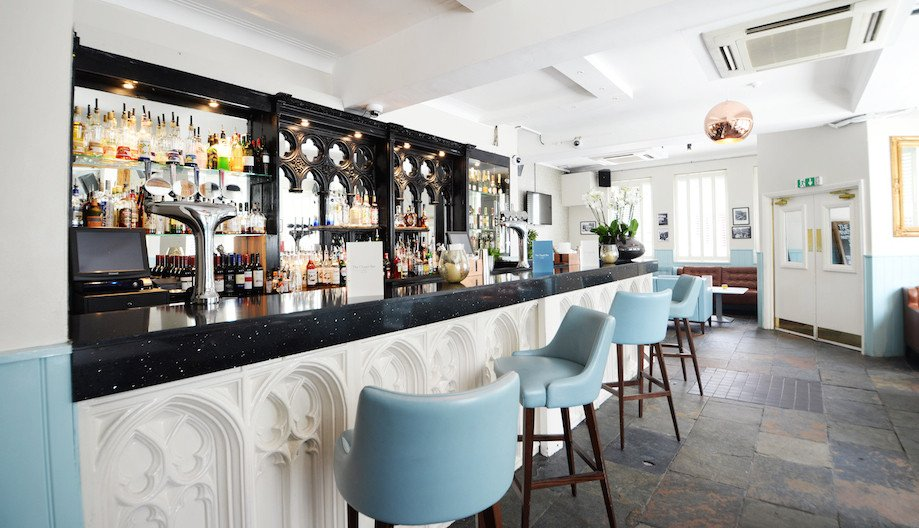 The Chapel Bar - Saloon Bar